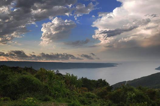 Bosphorus-Black Sea