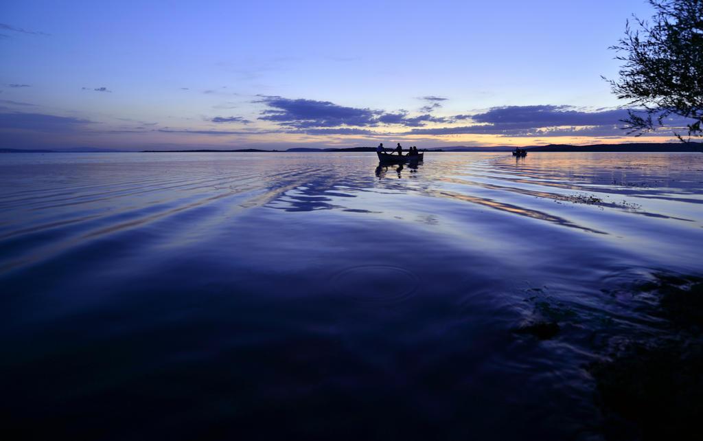 Navy Blue Evening by vabserk