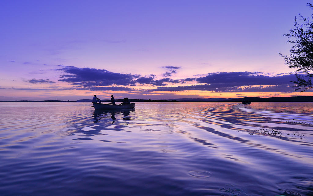 Blue Evening by vabserk