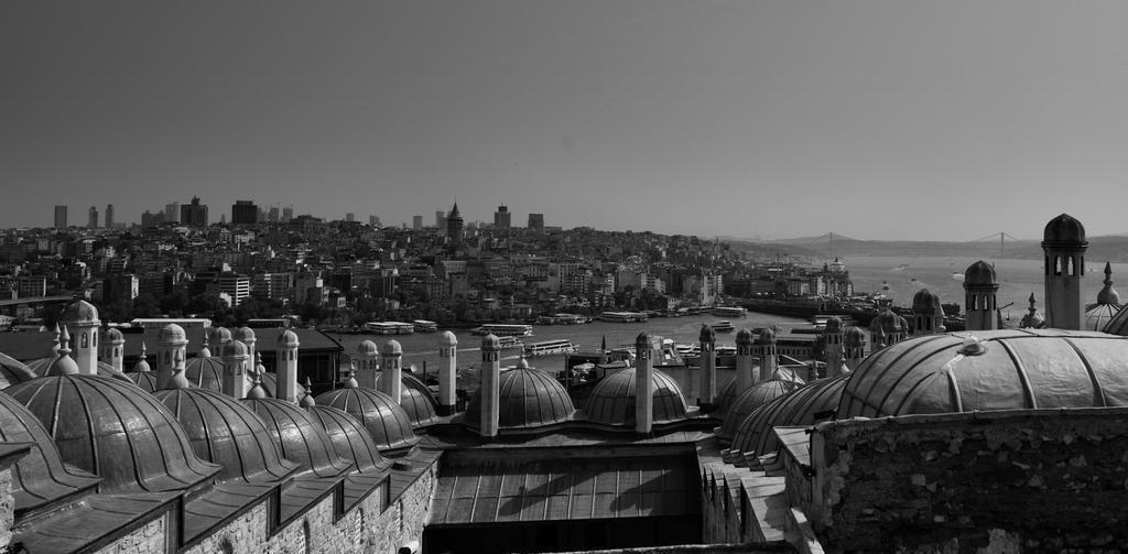 View of Istanbul by vabserk