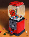 Gumball Machine by j-pitts
