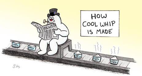 Frosty by j-pitts