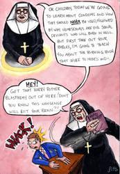 Nun Fun by j-pitts