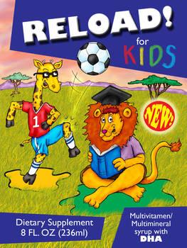 Reload! for Kids