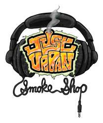 Just Urban Smoke Shop logo