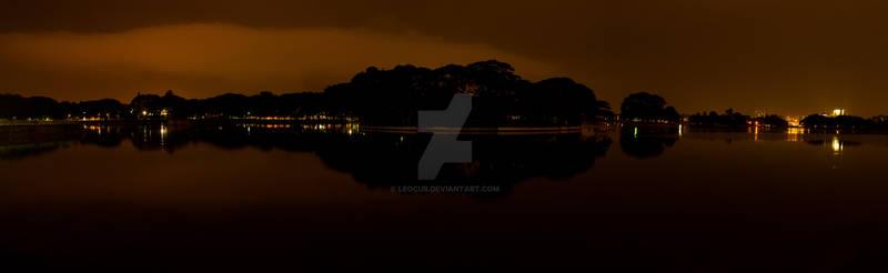 Le lac en Ulsoor