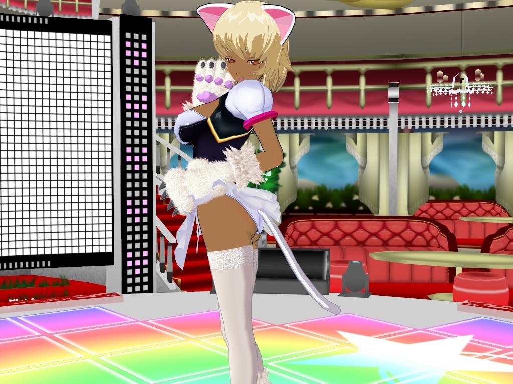OC: Mia The Kitty Idol by Matixx152