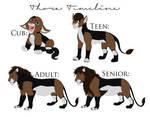 Thora Timeline