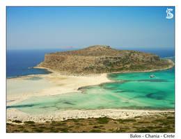 Balos Chania Crete by styliano