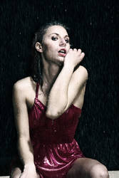 Left in the rain by styliano
