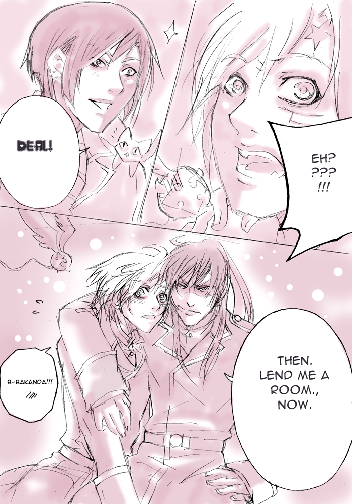 Kanda's Wish 04 by Uruhara