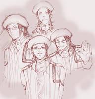DGM-Komui Sketches by Uruhara