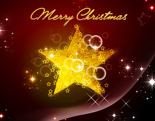 Free Christmas wallpaper 2010 (6) by designtreasure