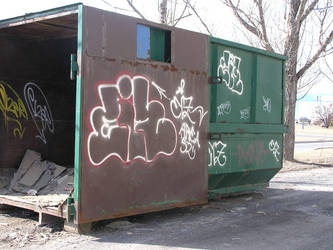 EiZed up dumpstaa by area52crew