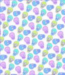 Crystal Skull pattern