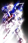 Gundam 00 iPhone Wallpaper