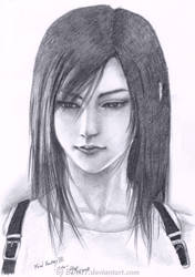 Tifa Final Fantasy VII 1 by B-AGT