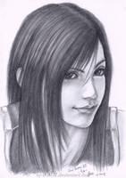 Tifa Final Fantasy VII 2 by B-AGT