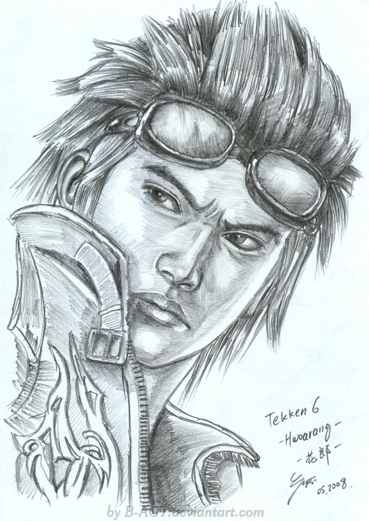 How To Draw Tekken Characters