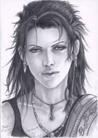 Fang Final Fantasy XIII by B-AGT