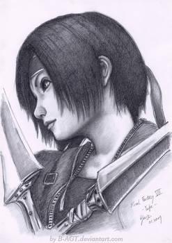 Yuffie Final Fantasy VII 2