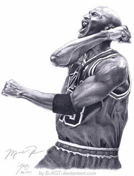 Michael Jordan - Bulls 23