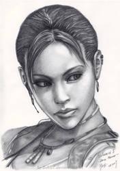 Sheva Alomar - Resident Evil 5