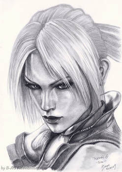 Nina Williams Tekken