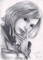 Ashe Final Fantasy XII by B-AGT