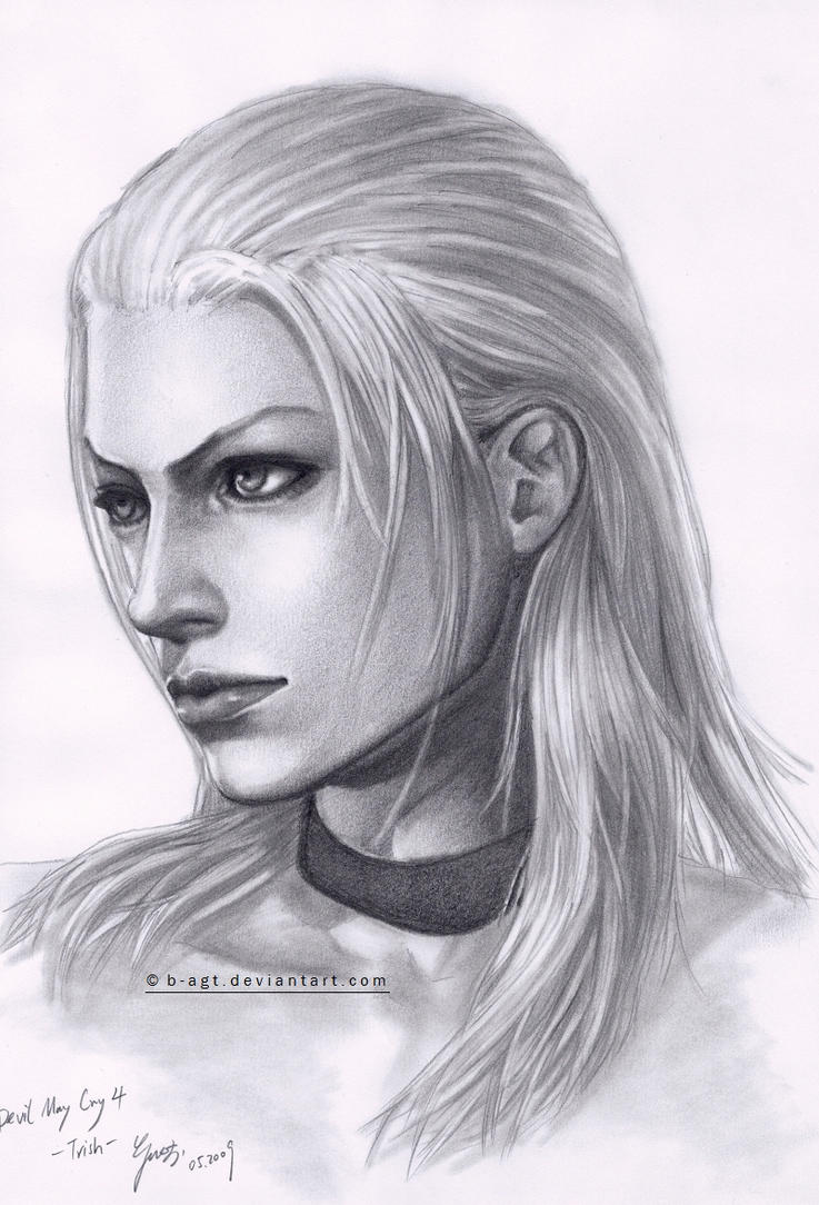 Trish - DMC 4 by B-AGT