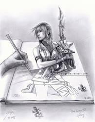 Sketchbook by B-AGT