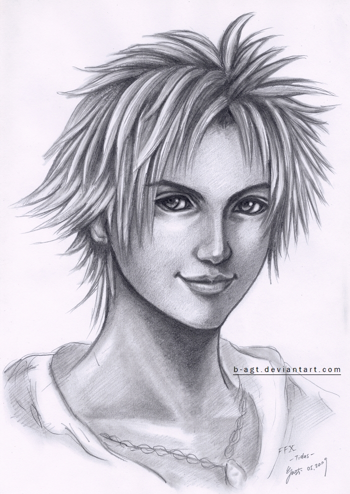 Tidus by B-AGT
