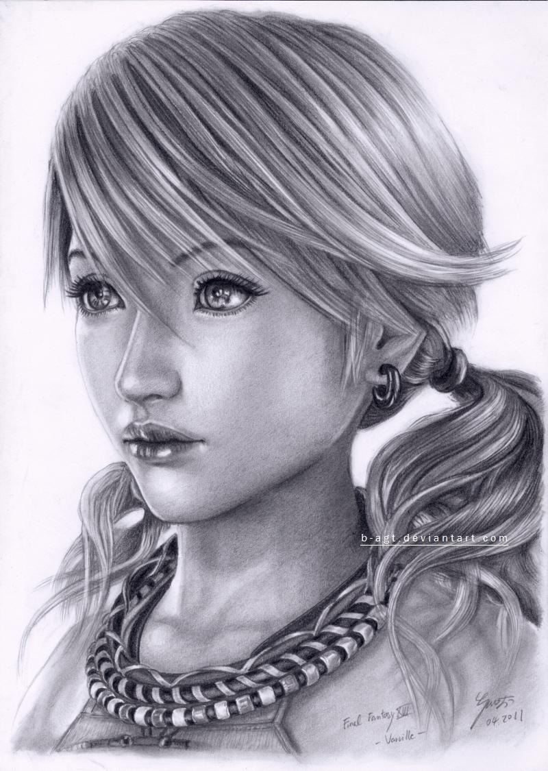 Vanille Final Fantasy 13 by B-AGT on DeviantArt