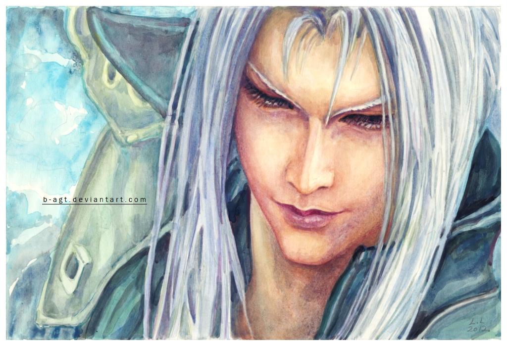 Sephiroth by B-AGT
