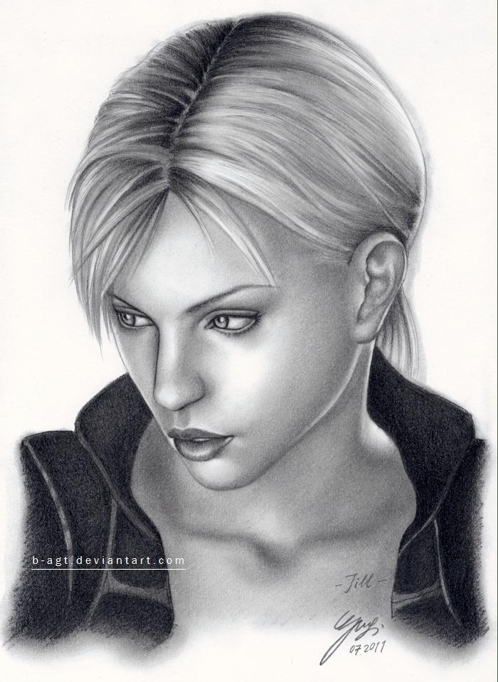 Jill Valentine by B-AGT