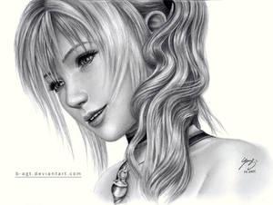 Serah drawing 5