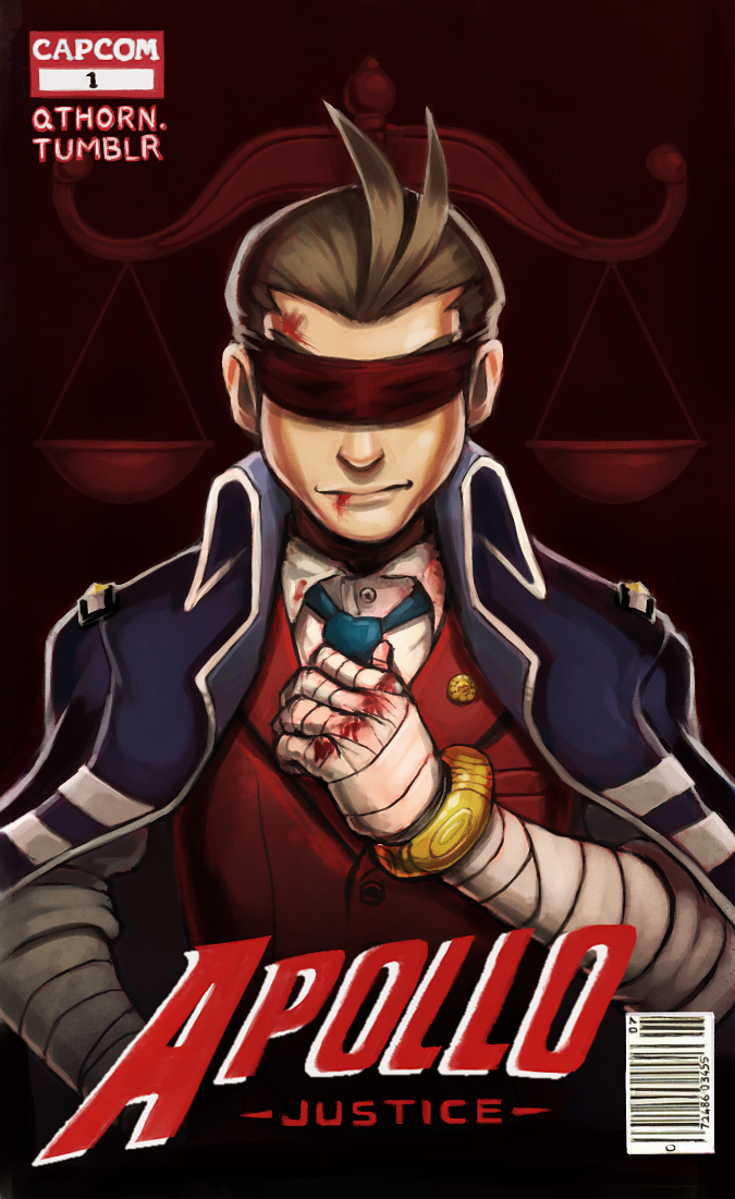 Apollo Justice by Q-Thorn
