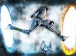 Portal 2 Desktop Background