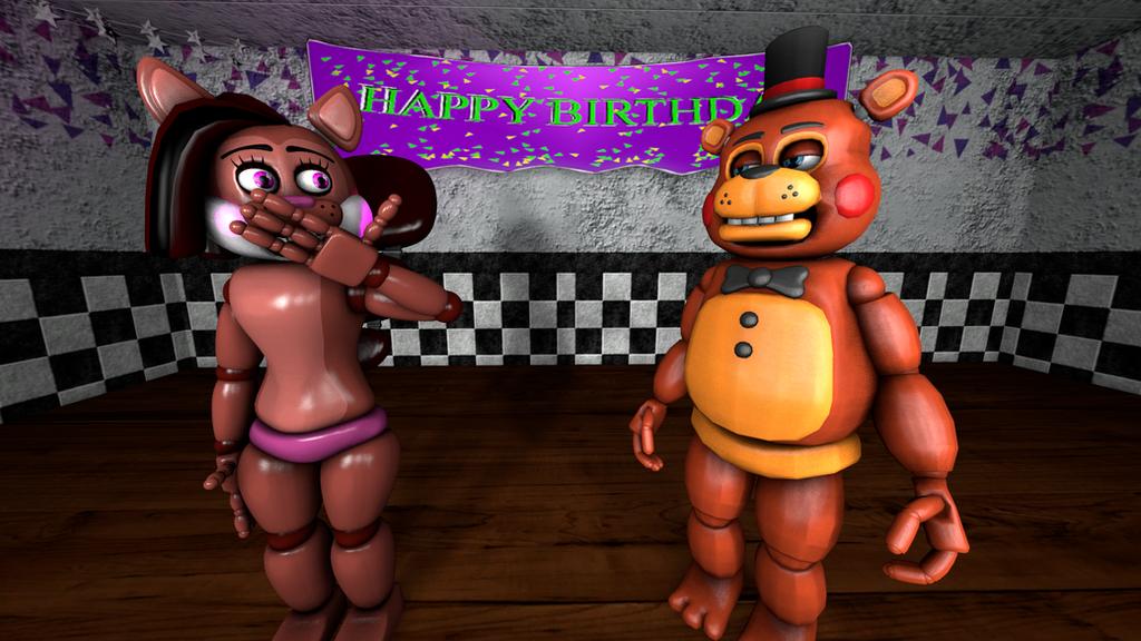 Baby Freddy Toys : Sfm fnaf toy freddy saffron hey baby by