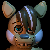 Sara The Squirrel (From POPGOES) Icon