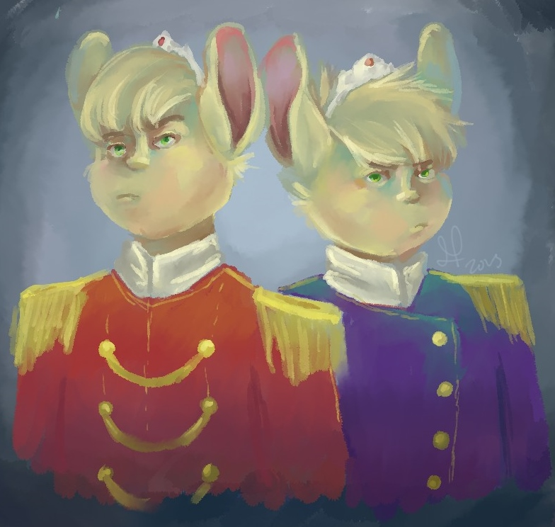 Princes by DerCouch