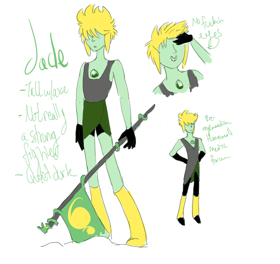 Jade Ref by DerCouch