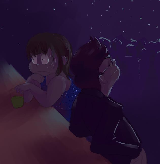 Karamatsu's Star by DerCouch
