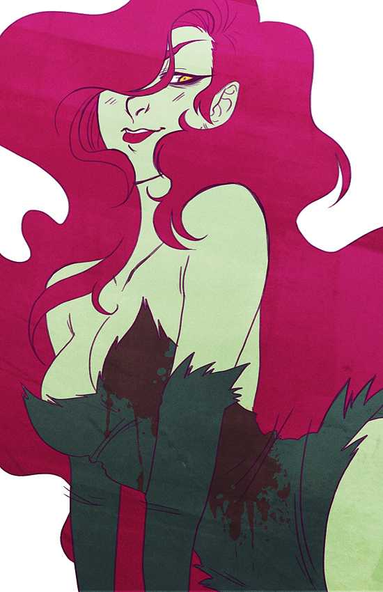 Poison Ivy by kmwoot