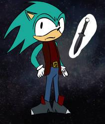 Ezra the Hedgehog