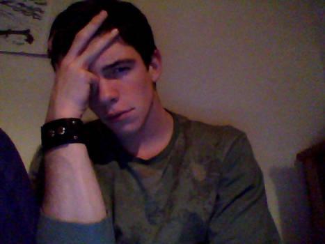 Look how veiny my arm is O_O