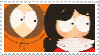 Kenny and Fiona Stamp! by Ask-Fiona