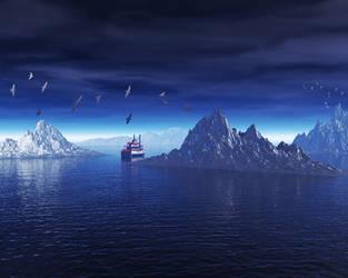 Sea Cruise by boss019