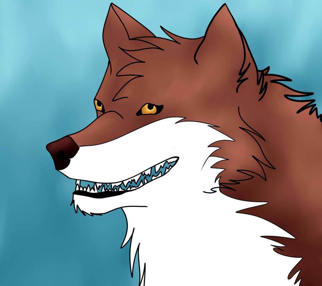 A gift for my Newphew Kallen by Redwolfless