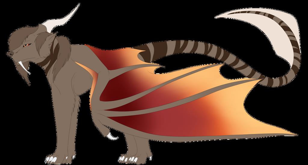 Custom Vampire Dakotian Adopt (Closed) by Redwolfless